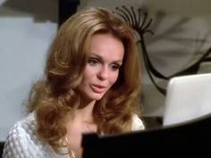 """Lynda sings The Gentle Rain in a scene from the TV show """"Mission""""Impossible"""", Lynda Day George, Christopher George, Film Score, Timeless Beauty, Beautiful Actresses, Sexy Women, Daughter, Dreadlocks, Mission Impossible"""