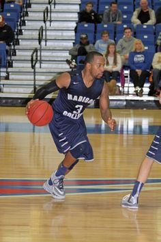 After first suiting up for the WolfPack in 2009-10, Antowan Epps returned to the court for Madison College during the 2014-15 season.