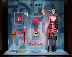 Visual Merchandiser, styling and still life designs Window Display Design, Shop Window Displays, Store Displays, Booth Design, Fashion Window Display, Visual Merchandising Displays, Visual Display, Hermes Window, Vitrine Design