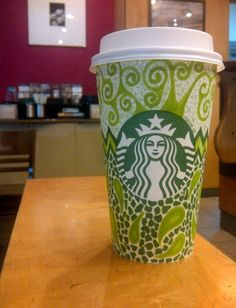 Starbucks Doodle Cup by Lyanna's Starbucks Cups