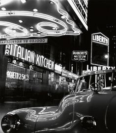 MITCHELL, BENN (1926- ) Times Square, New York City.