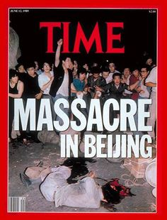 This article is about the Tiananmen Square Massacre in 1989.  Pro democracy protesters were killed by the Chinese army.