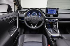 New 2019 Toyota Hybrid New Interior : Best 2019 Toyota Hybrid Spy Shoot. Toyota Rav4 2019, 2019 Rav4, Toyota 4runner Trd, Toyota 4runner Interior, Toyota Verso, Toyota Rav4 Hybrid, Car Goals, Do It Yourself Home, Dream Cars