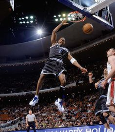 Tracy McGrady One of the best talents ever in the NBA