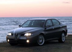 2004 Alfa Romeo 166