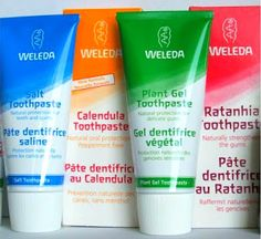 REVIEW | Weleda Toothpaste - The Glamorganic Goddess