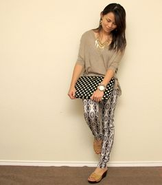 {Weekly Wear} Diamonds in the Pants @hmusa #ootd #style #fashion #blog #fashionblogger #styleblogger
