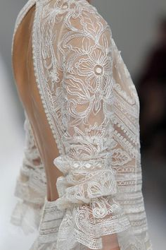 Naeem Khan 2017. Barcelona Bridal Fashion Week