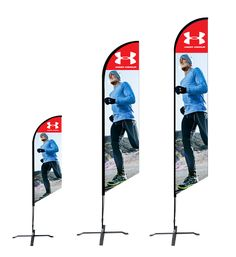 Looks great with outdoor flag banners, we offer a wide range of promotional flags banners available in many shapes, sizes, and series. Price match guarantee + FREE Shipping. Conditions Apply. #customflags #customflagscanada #customflagstoronto #straightflag #advertisingflags #promotionalflags #outdoorflags #featherflags Custom Feather Flags, Custom Flags, Custom Banners, Outdoor Flags, Outdoor Events, Custom Canopy, Trade Show Booth Design, Flag Banners, Pop Up Tent