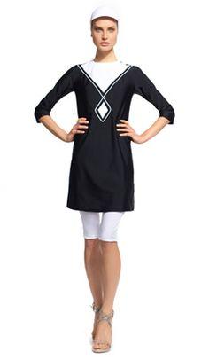 Danielle   Moderate Cover Swimwear from Modest Sea