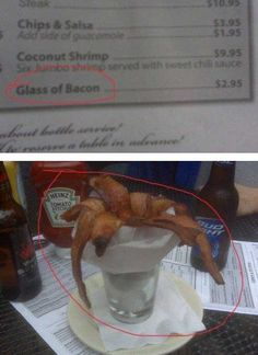 How To Tell If A Restaurant Is Classy [Pic] | I Am Bored
