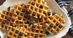 Gluten-Free Pancakes or Waffles Recipe   King Arthur Flour