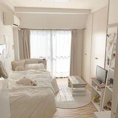 Home Decor Painting Study Room Decor, Room Ideas Bedroom, Small Room Bedroom, Home Decor Bedroom, Korean Bedroom Ideas, Bedroom Signs, Teen Bedroom, Master Bedroom, Room Ideias
