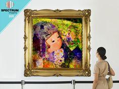 Carlos Kubo Spectrum Miami 2015 Art Show!