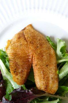 tilapia fish recipes