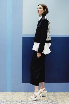 Preen by Thornton Bregazzi Resort 2015 Fashion Show