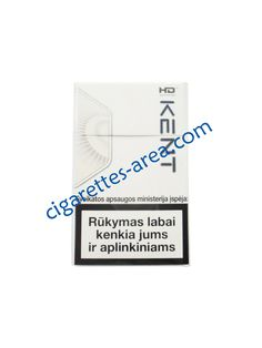 Kent HD White cigarettes