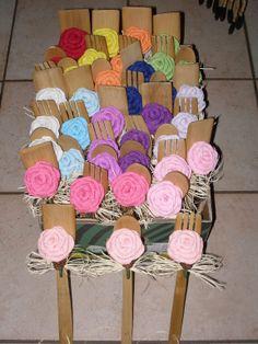 Cucchiai, palette e forchette di legno!!!