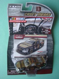 Nascar Authentics 1 64th 1 64 Scale Diecast Collector Car