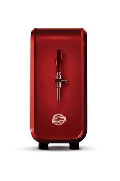 Black Electric Beer Dispenser Keg Cooler Drinks Pourer Garden Party
