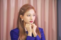 Tzuyu Twice Wide Open Retro Concept