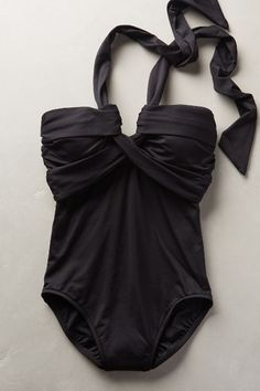 Love this halter one piece swimsuit