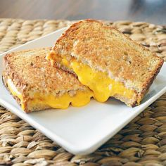 Grilled Cheese in the Oven is AMAZING!