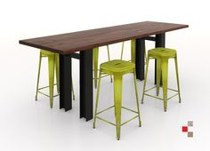Rockefeller Standing Height Table Table Furniture, Tables, Home Decor, Homemade Home Decor, Mesas, Decoration Home, Interior Decorating