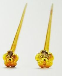 Chinese hair pins
