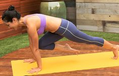 3 Yoga-Inspired Ab Moves You've Never Seen Before