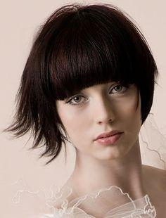 Modernos cortes para Pelo corto Moda 2012 – 2013 | De todo Mujer