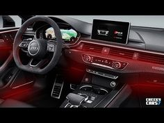 New Car 2017: 2018 Audi RS 5 Coupe INTERIOR - Test Drive