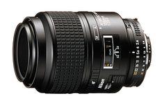 Nikon 105-mm  AF Micro Nikkor 105mm f/2.8D