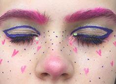 Cute Makeup, Glam Makeup, Pretty Makeup, Makeup Inspo, Makeup Art, Makeup Inspiration, Hair Makeup, Make Up Looks, Cosplay Makeup