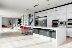 Maison contemporaine et design