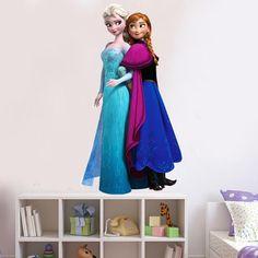 Disney Frozen Princess Wall Stickers - 1420