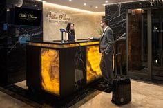 Boutique hotel Villa Plaza - reception