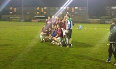 Potters Bar charity cup win