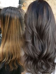 Steel chrome hair