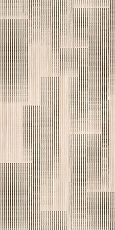 RIGATO - Designer Wall panels from Inkiostro Bianco ✓ all information ✓ high-resolution images ✓ CADs ✓ catalogues ✓ contact information ✓. Wall Texture Design, Wood Texture, Wall Design, Tribal Pattern Art, Bedroom False Ceiling Design, Decorative Panels, Textured Walls, Textures Patterns, Rugs On Carpet
