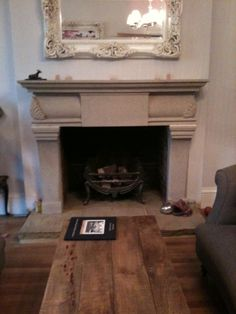 Welcome to Tomlinson Stonecraft - home of bespoke, hand carved natural stone fireplaces & architectural stonemasonry. Sandstone Fireplace, Stone Fireplace Surround, Natural Stone Fireplaces, Pet Headstones, Fireplace Showroom, Stone Masonry, Garden Furniture, Contemporary Design, Natural Stones