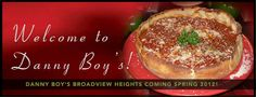 A great Italian place in Rocky River, with great atmosphere! Come here to enjoy a slice or two of some amazing deep dish pizza!