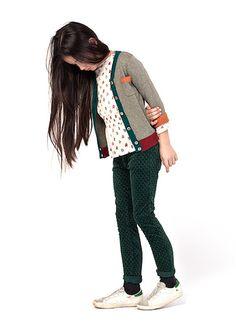 Bellerose AW 14, moda para chicos y chicas http://www.minimoda.es