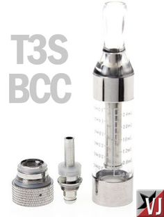 Vapor Joes - Daily Vaping Deals: LOW: T3S BCC Clearomizer - $2.90 - #ecig #vaping