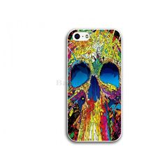 colorful iphone 6 case 6 plus case skull iphone 5 case 5s case iphone 5c case iphone 4 4s case samsung galaxy Note4 Note 4 case gift idea