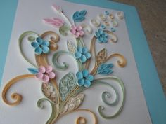 Popular items for paper quilled art on Etsy