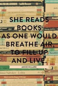 About books - book quote