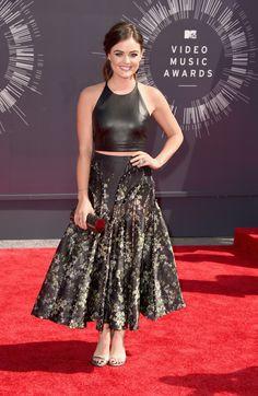 Lucy Hale - VMAs - The Cut
