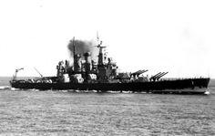 The Showboat: USS North Carolina (BB-55)