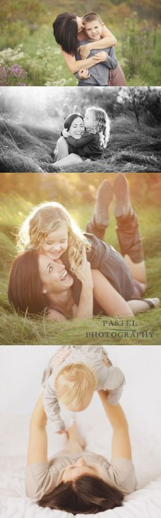 Family Session | Pastel Photography